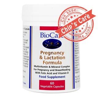 Vitamin bầu Biocare Pregnancy Lactation formula thumbnail