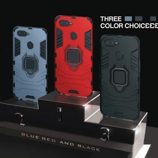 Ốp điện thoại gắn nhẫn đỡ kiểu áo giáp OPPO A9 / A5 2020/ F11 / F9 Pro / A3S / A39 / A57 / F11 Pro / F9 / F3 /F1 Plus