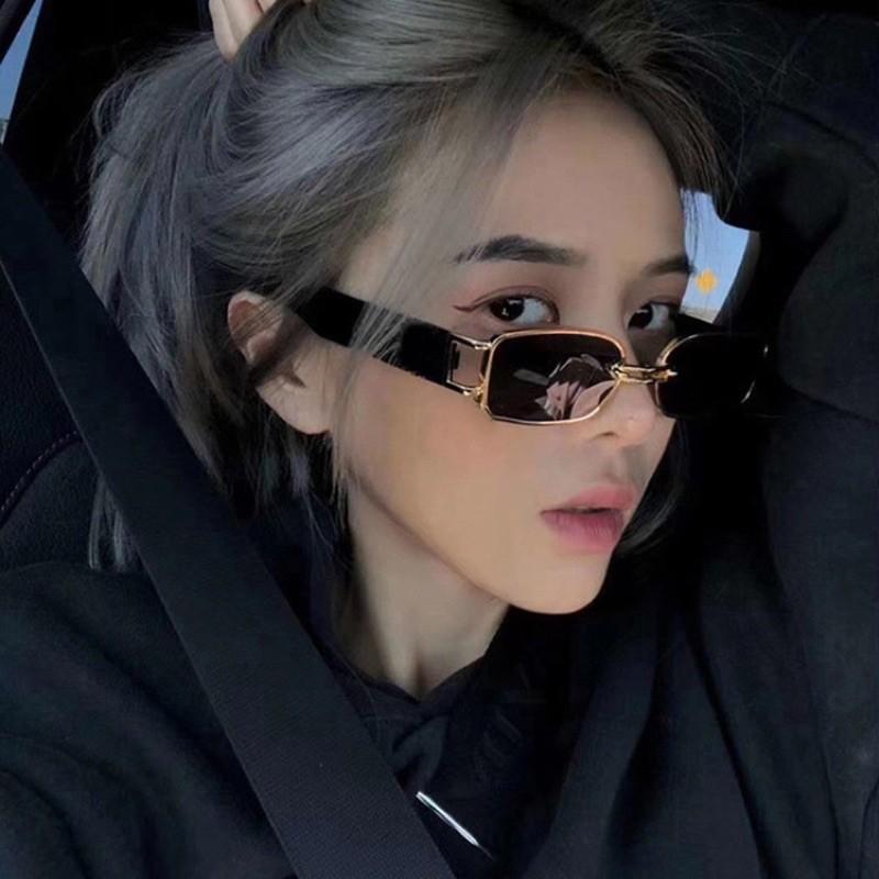Kính Trend Thời Trang Theo Phong Cách Rapper Cool Ngầu