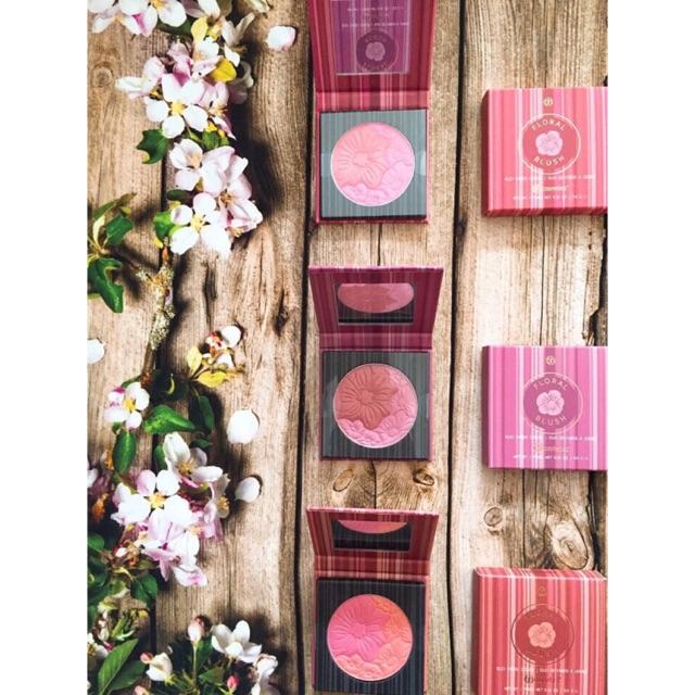 Bảng má hồng Floral blush bh