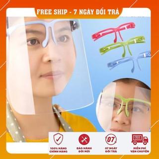 [Free Ship] Kính chắn giọt. Kính chắn bụi, chắn gió cho mẹ và bé khỏi dịch bệnh Hoàn tiền nếu không hiệu quả