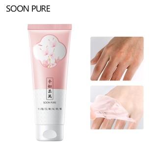 Kem lột da tay SOON PURE dưỡng ẩm làm giảm nếp nhăn và vết chai hiệu quả 100g thumbnail