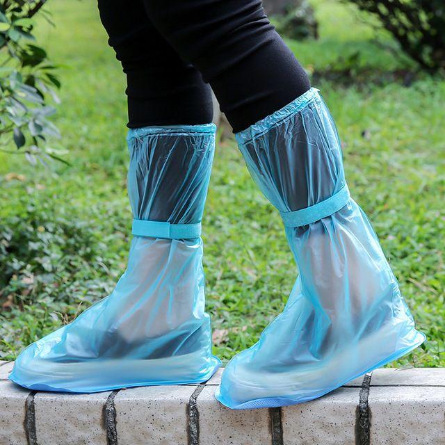 Bao giày đi mưa nam  nữ (áo mưa giày nữ)