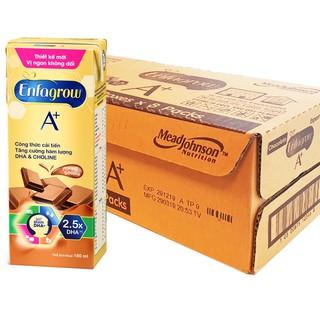 Sữa nước Enfagrow A+ 4 RTD 180ml (dành cho trẻ từ 2 tuổi trở lên) thumbnail