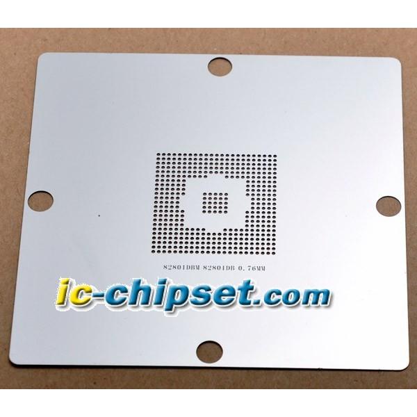 Lưới làm chân chipset Intel 82801DBM 82801DB 80x80mm 0.76mm