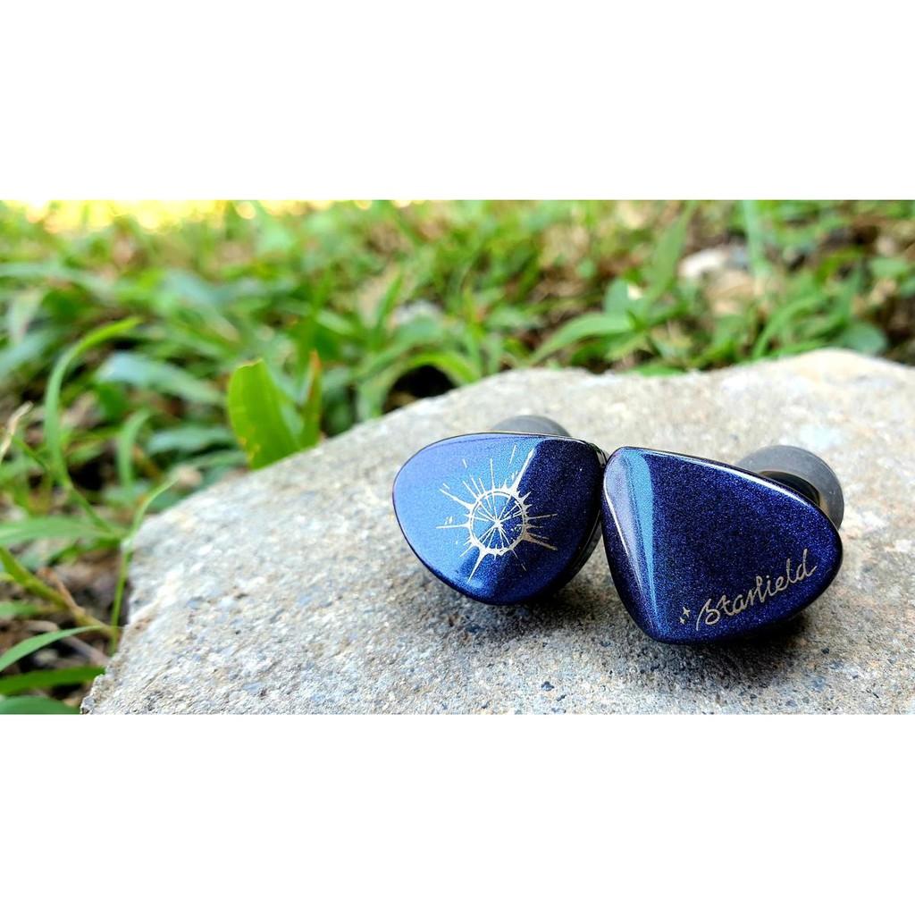 [NC] Tai Nghe Moondrop Starfield 1 Dynamic 10MM Hifi InEar | Công nghệ Carbon Nanotube | Vocal Pop Acoustic Classical