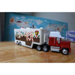 Bộ sưu tập xe tải mack truck Disney của Mattel 101