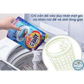Bột tẩy lồng máy giặt SANDOKKAEBI Hàn Quốc túi 450g - 2572128 , 202313062 , 322_202313062 , 50000 , Bot-tay-long-may-giat-SANDOKKAEBI-Han-Quoc-tui-450g-322_202313062 , shopee.vn , Bột tẩy lồng máy giặt SANDOKKAEBI Hàn Quốc túi 450g