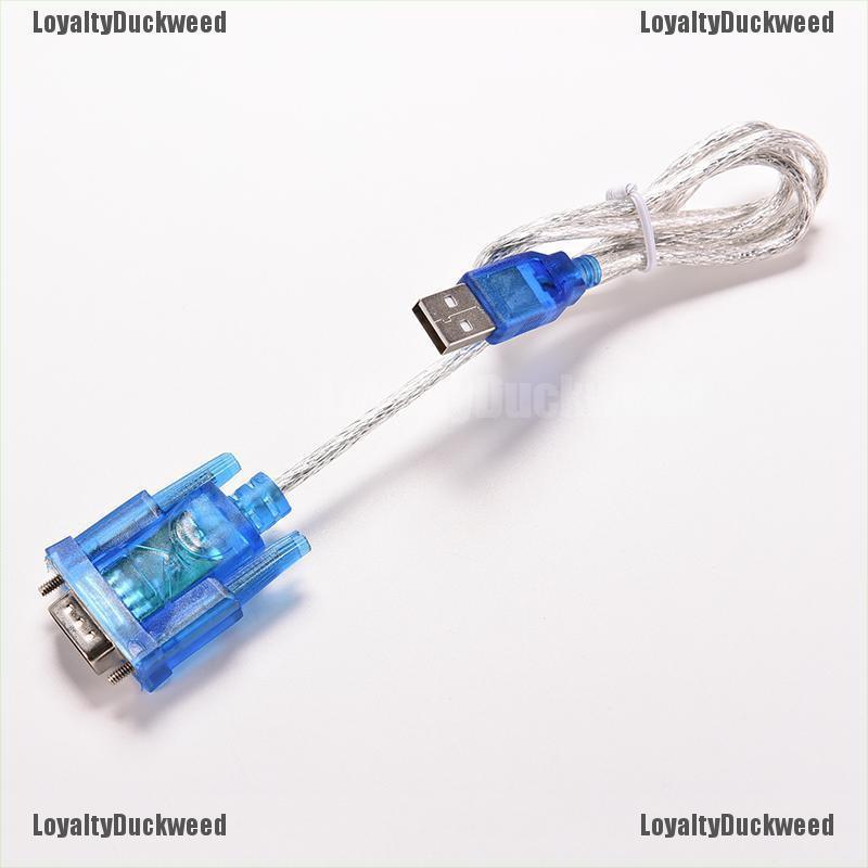 Cáp chuyển đổi cổng usb sang rs232 9 pin db9 chất lượng cao