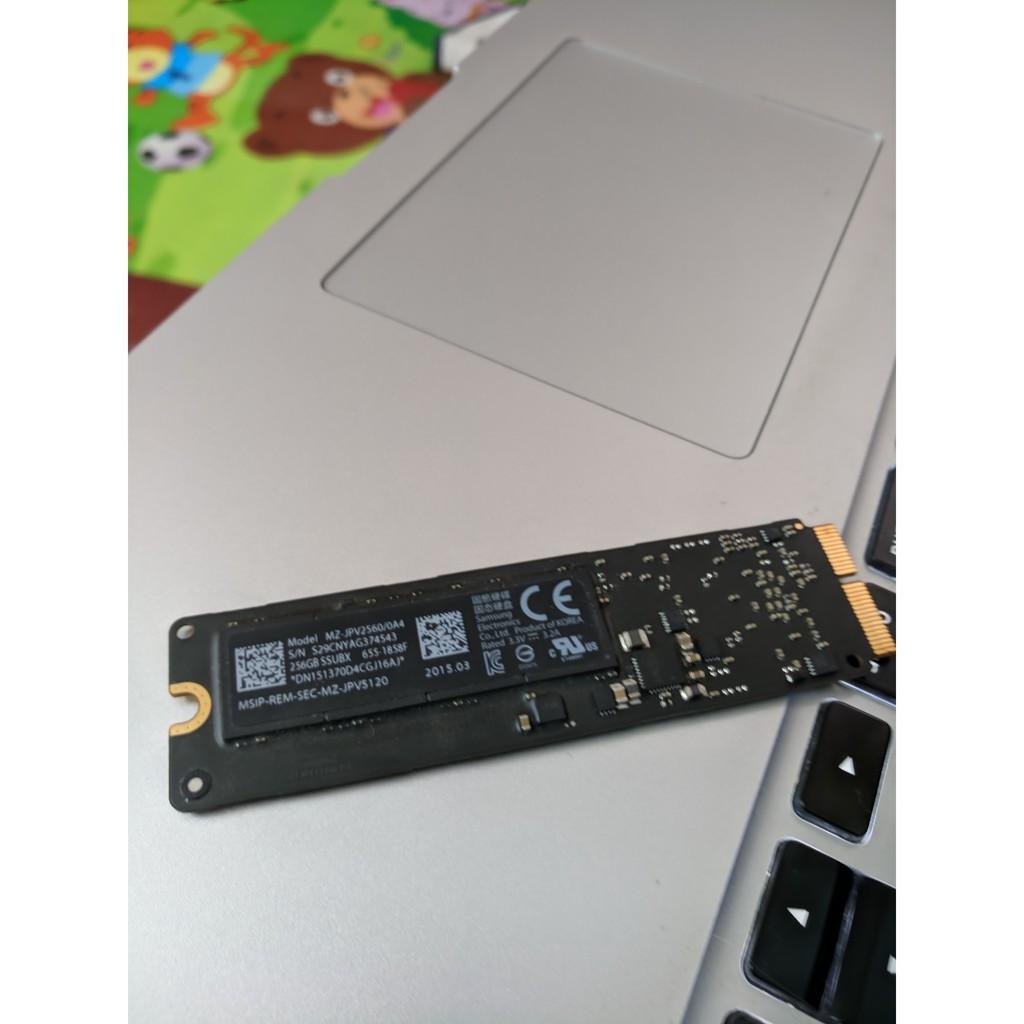 Ổ cứng SSD 256GB cho Macbook pro Giá chỉ 1.990.000₫