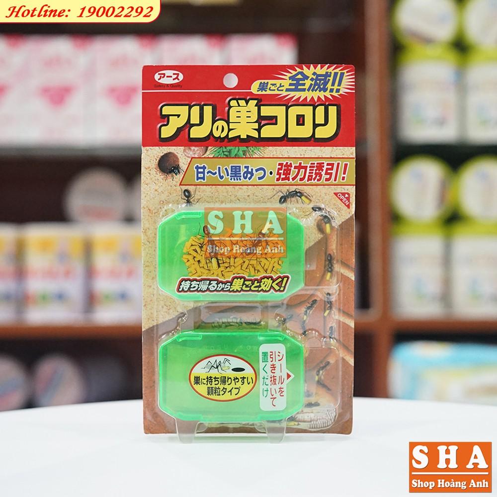 Sét viên diệt kiến nội địa Nhật Bản - 3540814 , 1024351436 , 322_1024351436 , 189000 , Set-vien-diet-kien-noi-dia-Nhat-Ban-322_1024351436 , shopee.vn , Sét viên diệt kiến nội địa Nhật Bản