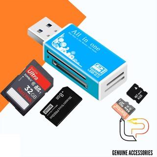 Đầu đọc thẻ nhớ đa năng – card reader ALL IN ONE