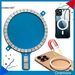 ONEM Mini Magnet Ultra-thin Wireless Charging Magnet Cellphone Accessories for Smartphone