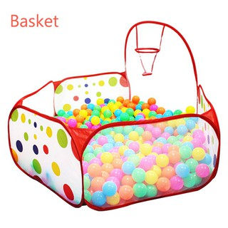 Children, baby toys, ocean ball pool indoor game house