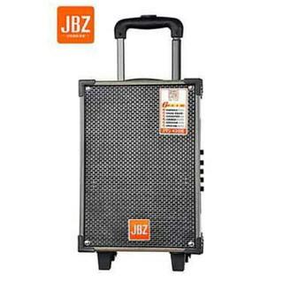 Loa kéo di động JBZ NE-107 2.5 tấc tặng 2 mic bluetooth