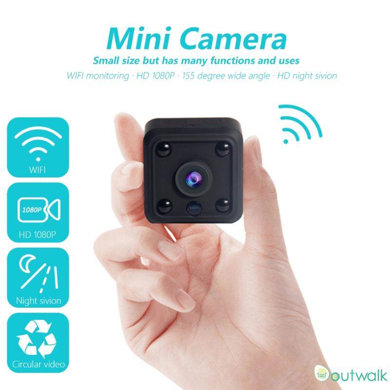 Camera Ẩn Hd 1080p Wifi Không Dây Phát Hiện Chuyển Động Và Phát Hiện Chuyển Động