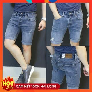 Quần short jean nam cao cấp AH81-811-293-118-602