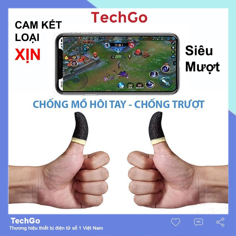 Bộ bao 2 ngón tay chuyên dụng chơi game mobile chống ra mồ hôi tay BN02