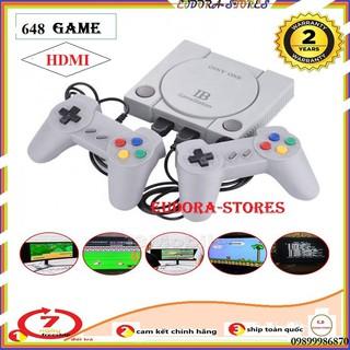 máy chơi game playstation, máy chơi game 648 trò IB Station Only One cổng HDMI phiên bản tay cầm thế hệ 2020