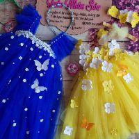 Váy công chúa new