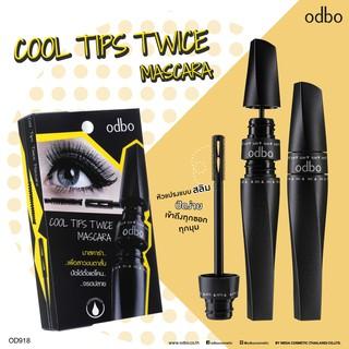 [Auth Thái] Mascara Dày và Dài Mi Odbo Cool Tips Twice OD918 - Mascara 2 Đầu Odbo thumbnail