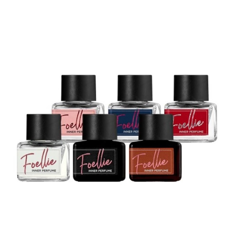 Nước hoa vùng kín Foellie Eau De Innerb Perfume Bijou 5ml Nội Địa Trung