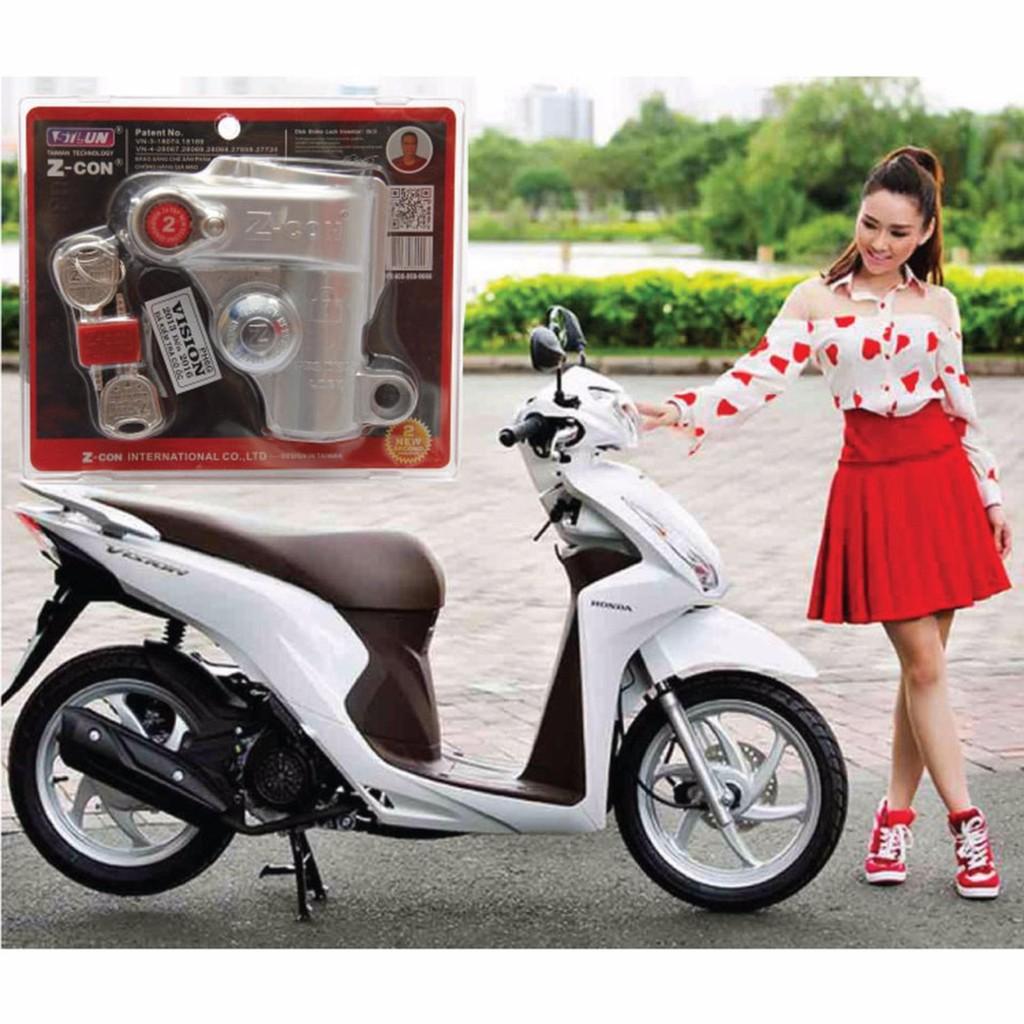 Best Price Khóa đĩa chống trộm xe máy, heo dầu Vision rẻ nhất - 21921116 , 2315486241 , 322_2315486241 , 230000 , Best-Price-Khoa-dia-chong-trom-xe-may-heo-dau-Vision-re-nhat-322_2315486241 , shopee.vn , Best Price Khóa đĩa chống trộm xe máy, heo dầu Vision rẻ nhất