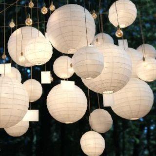 Lồng đèn giấy size lớn (30-60cm)