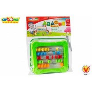 Bảng Tính Abacus Hệ Số 10 Antona Cho Bé