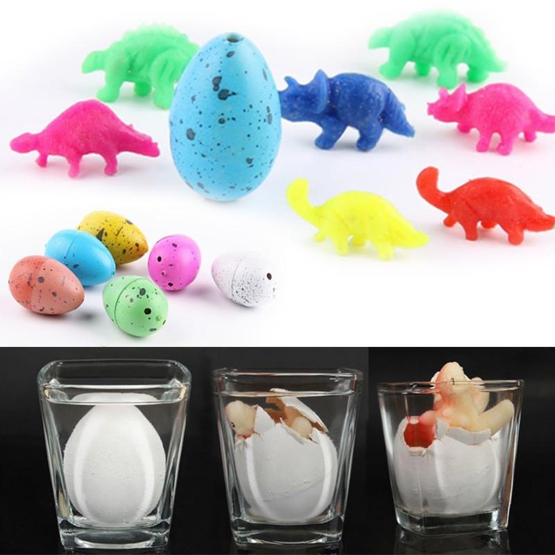Trứng khủng long tự nở trong nước