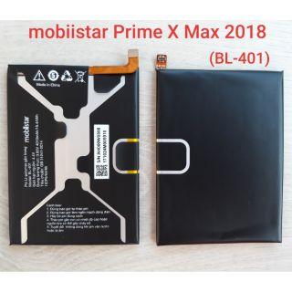 Pin CHÍNH HÃNG mobiistar Prime X Max 2018 (BL-401) thumbnail