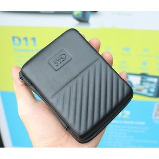 Túi đựng ổ cứng di động WD - Túi chống sốc WD bảo vệ ổ cứng di động, tai nghe, cáp sạc, pin dự phòng - Chính hãng thumbnail