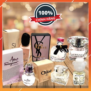 [BILL CANADA] Nước hoa mini nữ dùng thử cao cấp – nuoc hoa mini sample – perfume fragrance