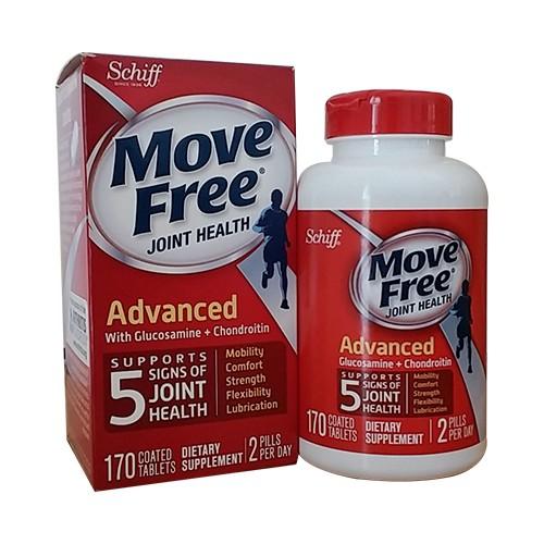 Viên uống bổ Khớp Schiff Move Free Advanced Triple Strength