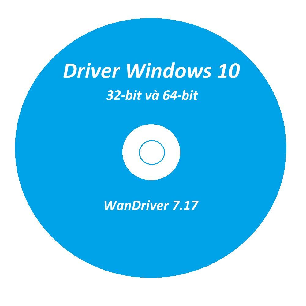 DVD Driver Windows 10 32-bit và 64-bit Giá chỉ 18.600₫