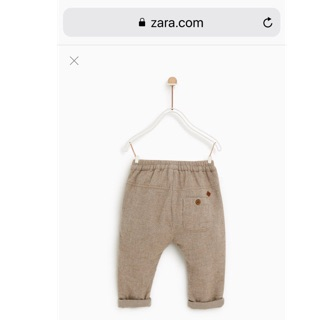 Quần Zara bé trai