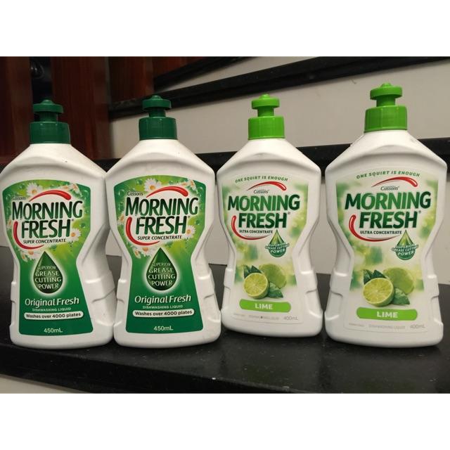 Nước rửa chén Morning fresh ( không lo ung thư) -Úc