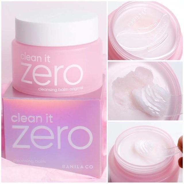 Sáp tẩy trang Banila Clean It Zero Mini