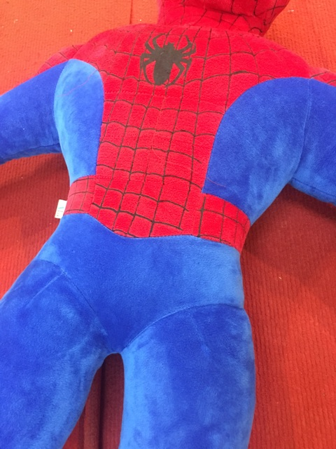 - siêu nhân nhện cao cấp. cao khổ 1m