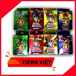 Hộp Bài Yugioh Tiếng Việt 30 Lá