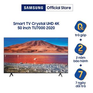 Smart Tivi 4K UHD Samsung 50 inch UA50TU7000KXXV - Miễn phí lắp đặt