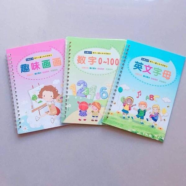 Tập viết dành cho bé