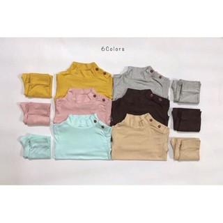 Bộ dài tay thu đông cao cấp cho bé trai bé gái sơ sinh 3-15kg, vải thun cao cấp giãn 4 chiều, nhiều màu-BO42