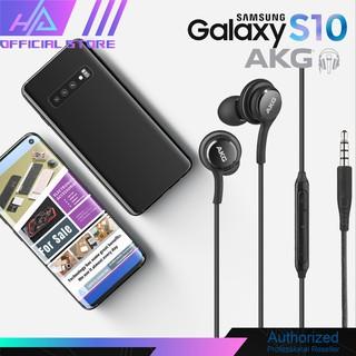 [Mã ELFLASH5 giảm 20K đơn 50K] Tai nghe Samsung Galaxy S10 AKG 3.5mm Stereo EO-IG955 CHÍNH HÃNG 100%