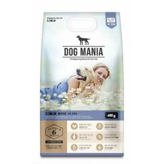 [5kg] THỨC ĂN HẠT CHO CHÓ DOG MANIA (HÀN QUỐC) ( thức ăn khô,thức ăn hạt, cám chó)