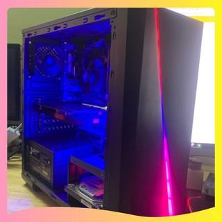 Thùng H55 I7 860 R8Gb VGA 7750 1Gb