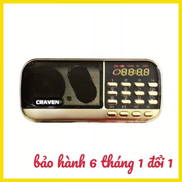 loa nghe nhac craven cr-836S BH 6 tháng đổi mới
