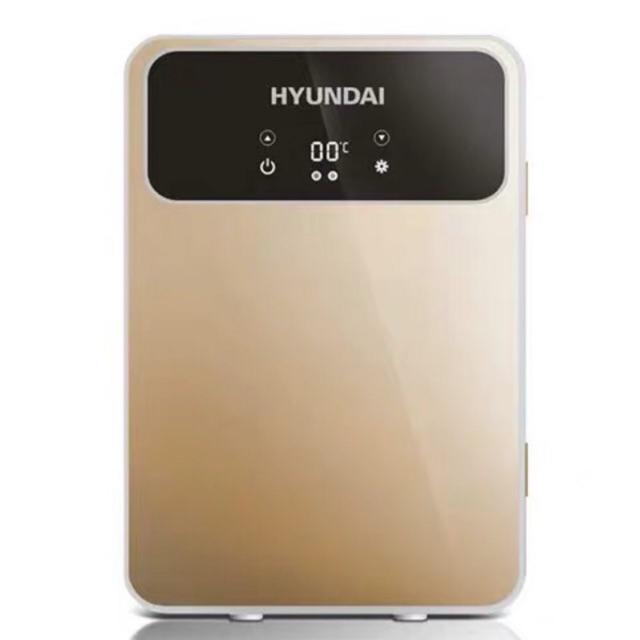 Tủ lạnh mini HYUNDAI 20L màn hình cảm ứng.