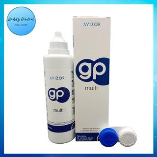 Dung dịch ngâm rửa lens kính áp tròng Avizor GP Multi 240ml