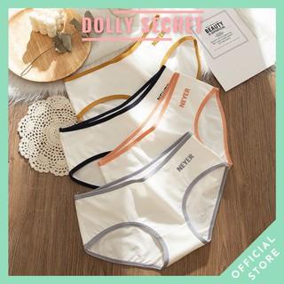 [Mã FAMAYWA giảm 10K đơn 50K] Quần Lót Nữ Cotton 100% kháng khuẩn thoáng mát siêu tôn dáng mẫu DOLLY SECRET QL040 thumbnail